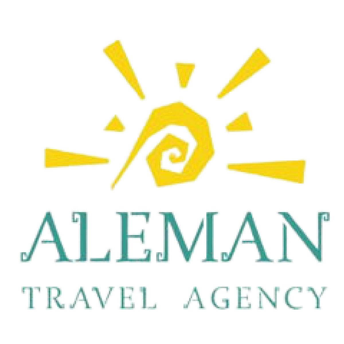 Aleman Travel Logo